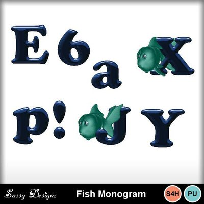 Fishmonogram