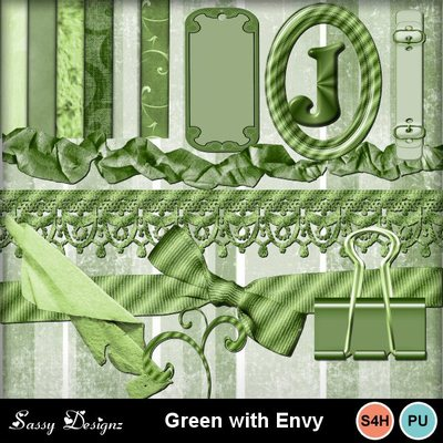 Greenwithenvy