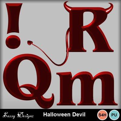 Halloweendevil