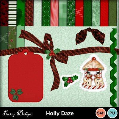 Hollydaze