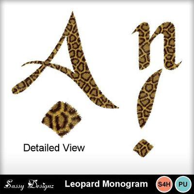 Leopardmono