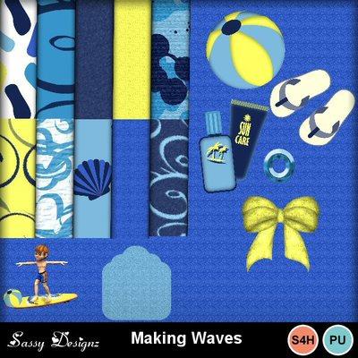 Makingwaves