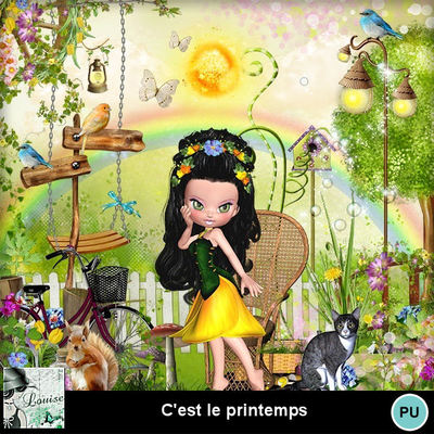 Louisel_cestleprintemps_preview