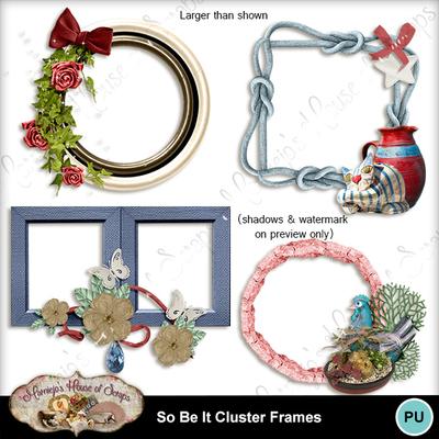 Clusterframes