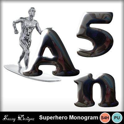 Superheromono