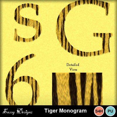 Tigermono