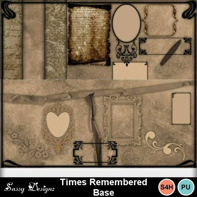 Timesrememberedbase3