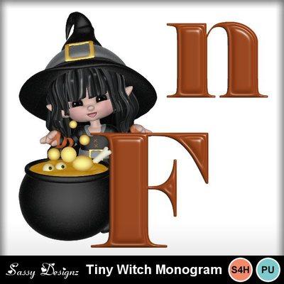 Tinywitchmono