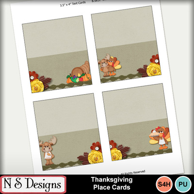 Thanksgiving_placecards