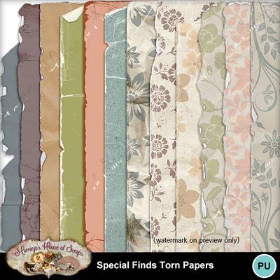 Tornpapers