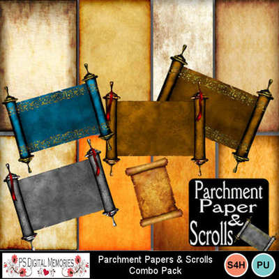 Parchment_paper_and_scrolls