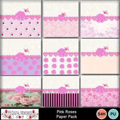 Pink_rose_paper