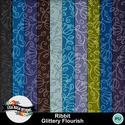 Lisarosadesigns_ribbit_glitteryflourish_small