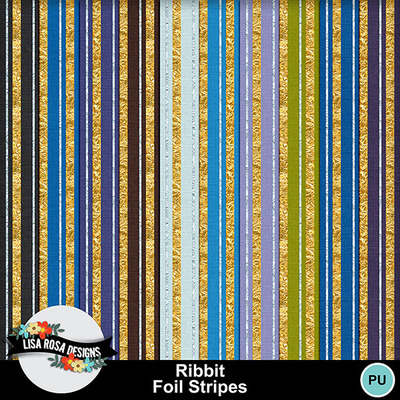 Lisarosadesigns_ribbit_foilstripes