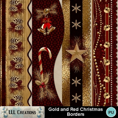 Gold_red_christmas_borders-01