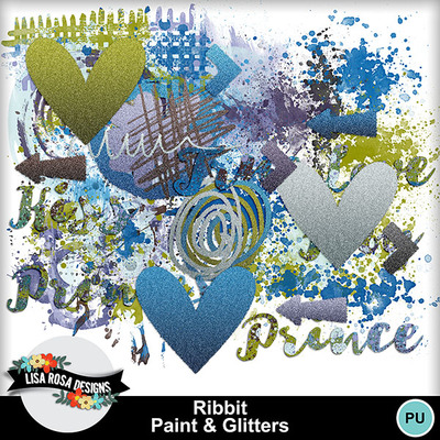 Lisarosadesigns_ribbit_paintandglitters