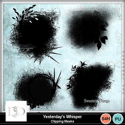 Dds_yesterdayswhispers_masksmm