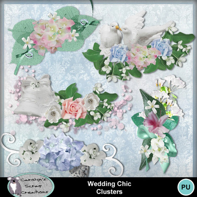 Csc_wedding_chic_wi_clusters