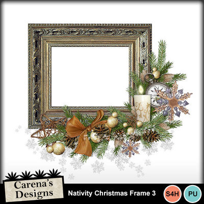 Nativity-christmas-frame-3