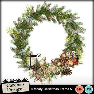 Nativity-christmas-frame-5