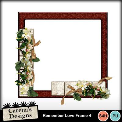 Remember-love-frame-4