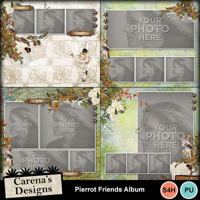 Pierrot-friends-album