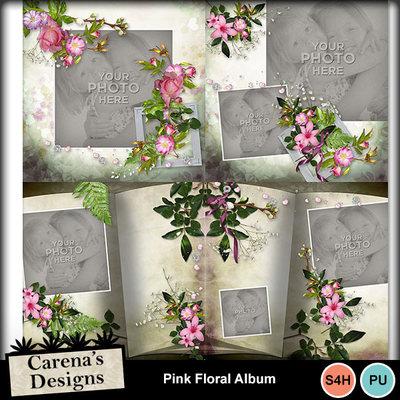 Pink-floral-album-1-001