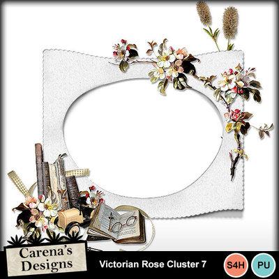 Victorian-rose-cluster-7
