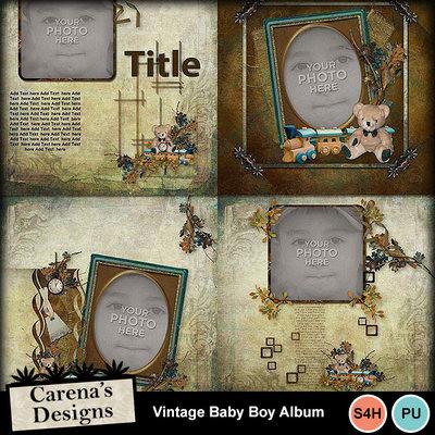 Vintage-baby-boy-album-001