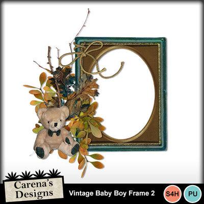 Vintage-baby-boy-frame-2