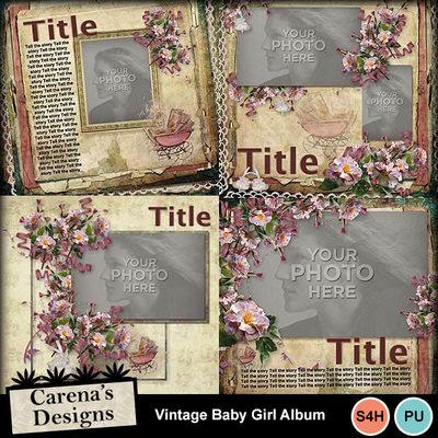 Vintage-baby-girl-album-1