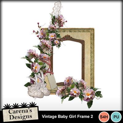 Vintage-baby-girl-frame-2