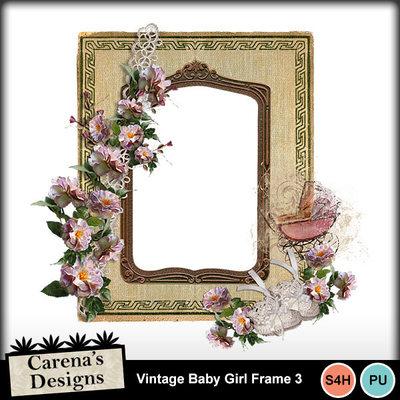 Vintage-baby-girl-frame-3