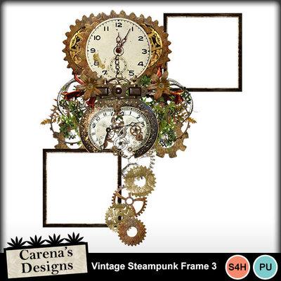 Vintage-steampunk-frame-3