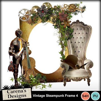 Vintage-steampunk-frame-4