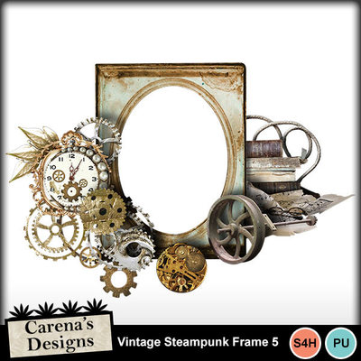 Vintage-steampunk-frame-5