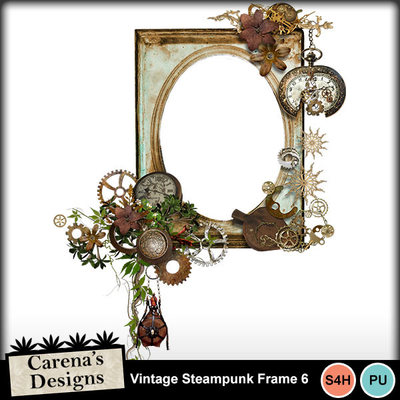 Vintage-steampunk-frame-6