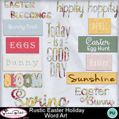 Rusticeasterholiday_wordart