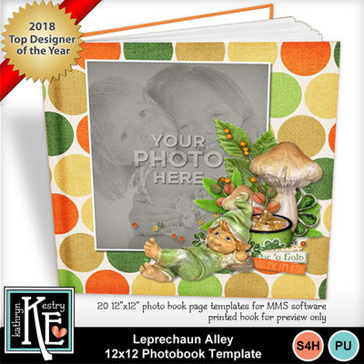 Leprechanealley12x12coverpa