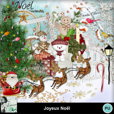 Louisel_joyeuxnoel_preview