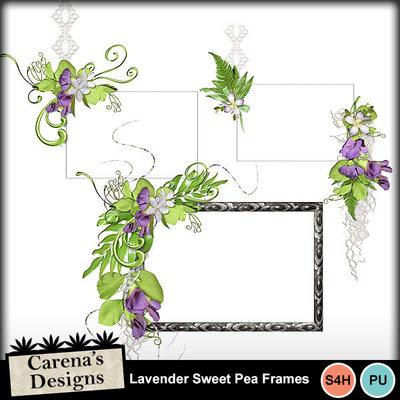 Lavender-sweetpea-frames