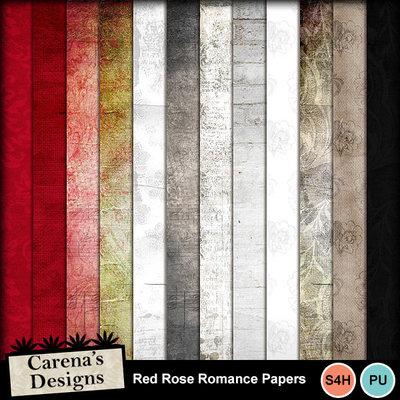 Redroseromance-papers