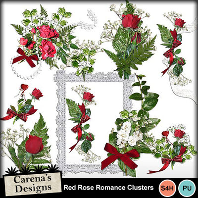 Redroseromance-clusters