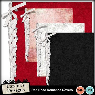 Redroseromance-covers