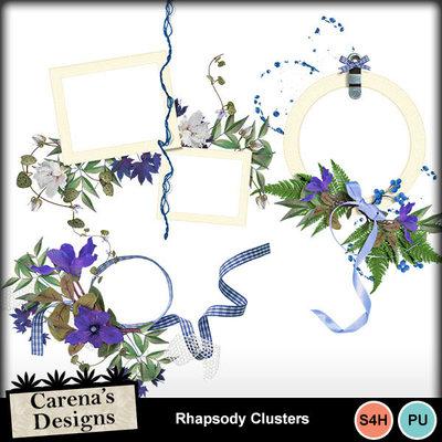 Rhapsody-clusters