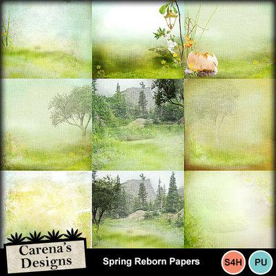 Spring-reborn-papers