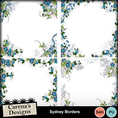 Sydney-borders