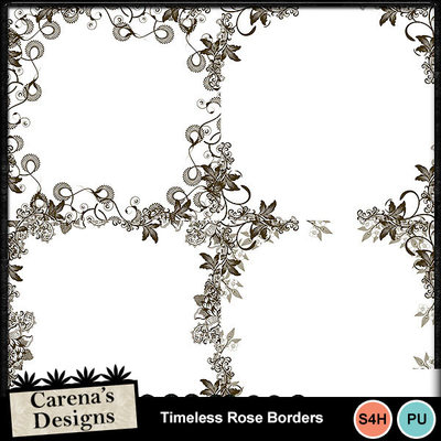 Timeless-rose-overlays-borders