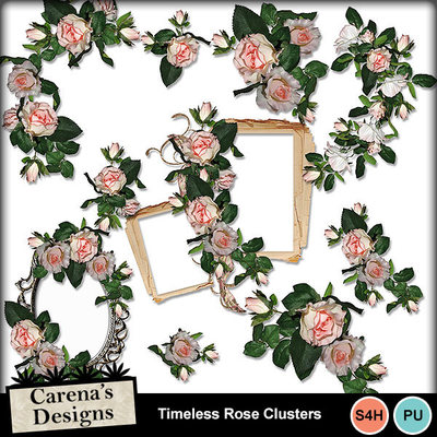 Timeless-rose-clusters