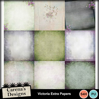 Victoria-extra-papers